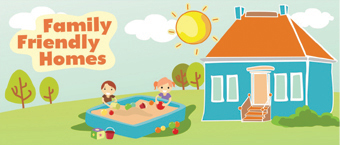 Family Friendly Vacation Homes